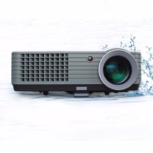 2017 New Home Cinema LED projector RD-801 2000 Lumens Mini LED Video Projector Small and Powerful