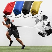 Professional Adjust Speed Training Resistance Parachute Power Running Chute Football Exercise Tool Speed Soccer Equipment