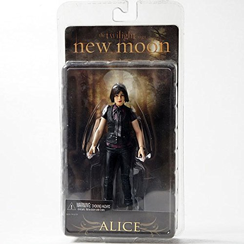 Collectiable NECA Hot Movie Twilight New Moon Vampire Alice Cullen 18CM Action Figure<br><br>Aliexpress