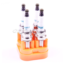 Land Cruiser Auto Spare Parts Defus Spark Plugs KH6TCI-11 Fit Japanese Car Engine Change sh20hr11 ilfr6b11 Factory Sale