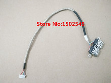 Free Shipping Original Notebook USB Interface Cable For HP 4440S 4441S 4445S 4446S 4540S 4541S 4545S 4546S