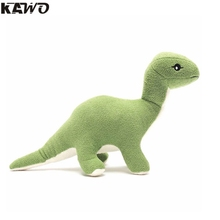 1pcs KAWO Stuffed Dinosaur Plush Animal Toy For Toddlers and Children 7.8 inches Tall