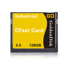 Goldendisk CFast Canon camera Storage 256GB CFAST 2.0 SSD Solid State Drive NAND MLC original Flash for 4K HD photographer