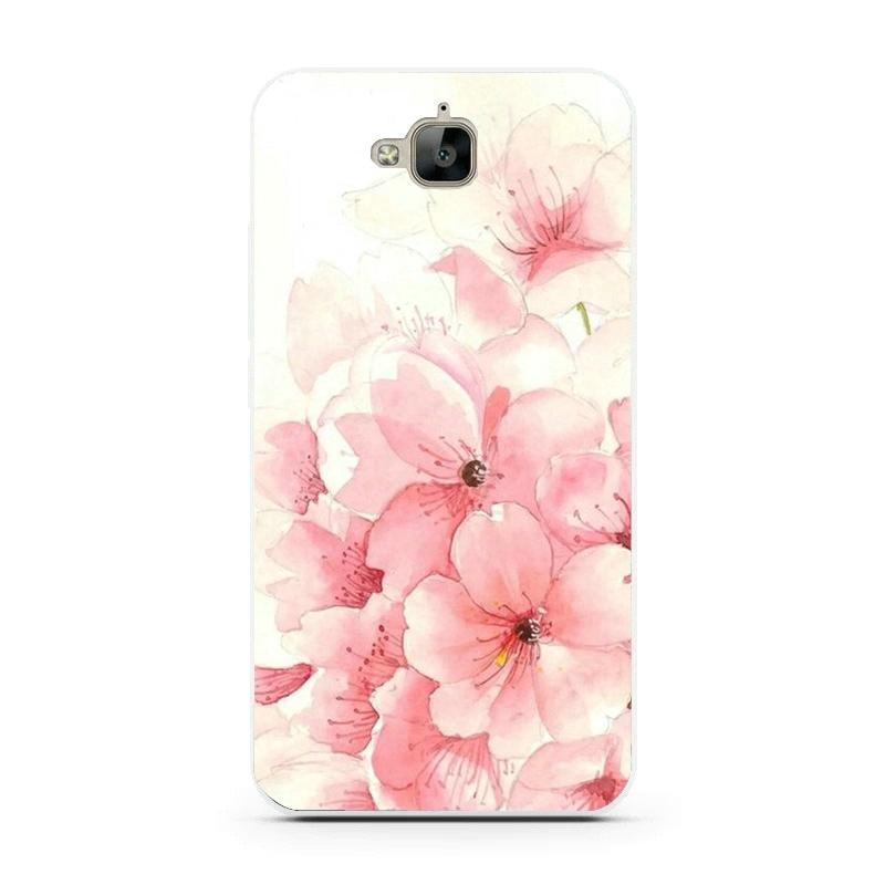 Ultra-thin Painted Soft TPU housing For Huawei Y5 II case Phone Covers For coque Huawei Enjoy5 shell Enjoy6S case fundas (5)
