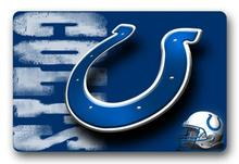 CHARMHOME Custom Doormats INDIANAPOLIS COLTS Mat Bedroom Cushion America Football Carpets Bathroom Rugs