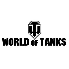 21*8.3CM WORLD OF TANKS Classic Fashion Vinyl Decal Body Decoration Personalized Car Sticker C1-3001