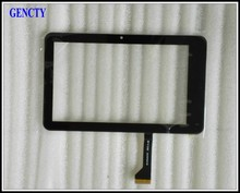 "Original Black Color 7"" Touch Screen For iPad M7 PD10 3g MTK6575 SD-07010V1FPC Touch Panel Digitizer Free Shipping"