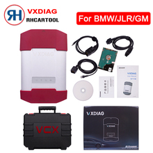 New VXDIAG Multidiag Diagnostic Tool for GM TECH2 JLR LAND ROVER For bmw icom a2 a3 for toyota it3 it2 with Original Software