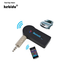 High Quality 3.5mm Car Bluetooth Audio Music Receiver Adapter Auto AUX Streaming A2DP Kit for Speaker Headphone