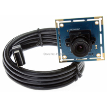 Buy cheap usb camera,  MJPEG 30fps 640X480 VGA CMOS OV7725 micro webcam usb with 8mm lens
