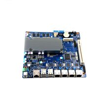 fanless atom motherboard car pc motherboard dual core D2550 cpu Build-in Intel GMA3650 Graphics Core(China)
