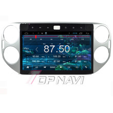 Top  Capacitive Screen 10.2'' Android 4.2 Car Radio for Tiguan 2013 2014 2015 With GPS 16GB Nand Flash Memory Map