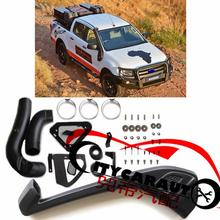 CITYCARAUTO SNOKEL KIT Fit 2012-2015 Ranger T6 Xlt Xl 2Wd 4Wd Wildtrak Air Intake LLDPE Snorkel Kit Set WITH FREE SHIPMENT(China)