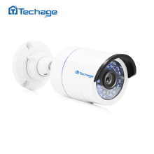 Techage 720P 960P 1080P HD CCTV IP Camera Outdoor IP66 Waterproof P2P Onvif IR Night Vision Security Surveillance Video Camera