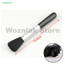 Wozniak 4pcs Soft wool Cleaning brush for Mobile phone Notebook Computer camera LCD screen Keyboard cleanup Remove dust brush