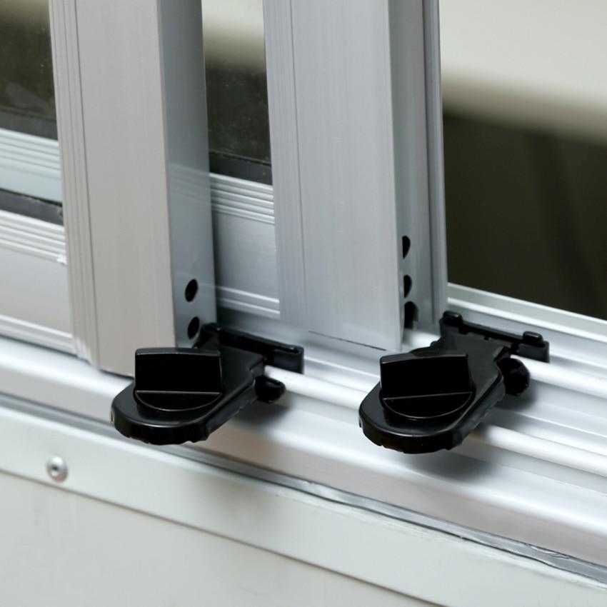 Sangle Ceinture Réducteur Verrou De Sécurité Porte Coulissante Fenêtre Verrouillage Bouchon Windows