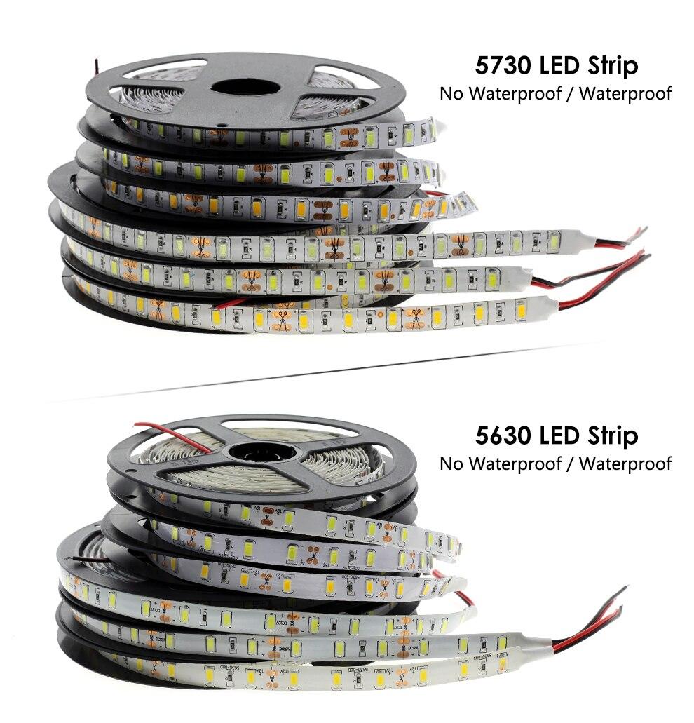 5730 Flexible LED Light (9)