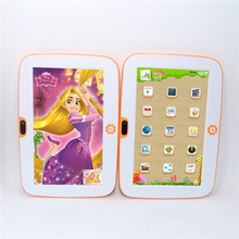 Sale!!!Glavey 7 inch RK2928 KIDS and parents Dual Interface Kids Tablet 1024*600 Android 4.2 512MB/4GB WIFI white+orange color
