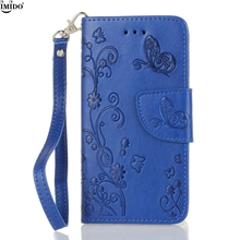 Leather Case For Galaxy A310 A3 2016 SM-A310F Retro Embossed Leather Wallet Flip Case For 4.7inch SamSung A310 A 310 Phone Case