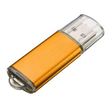 HOT-10 x 512MB Memory Stick USB Flash Drive USB Flash Drive USB 2.0 Gold(China)