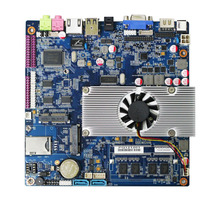 Low power but best quality linux Tablet PC Motherboard Assembled industrial Motherboard with Onboard 2GB Memory(China)