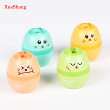 2 PCS Cute Professional Manual Pencil Sharpener Student Stationery School Supplies Prizes For Students