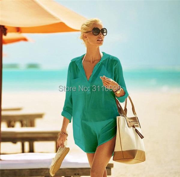beach dresses bikini cover up608