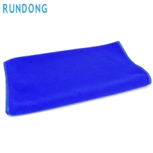 RUNDONG Super Automaker drop shipping New 30*30cm Soft Microfiber Cleaning Towel Car Auto Wash Dry Clean Polish Cloth Mar715