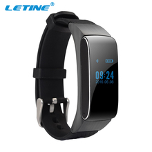 LETINE Bluetooth Smartband Smart Bracelet Watch DF22 Sound Headset Digital Wrist Calories Pedometer Track Fitness Sleep Monitor