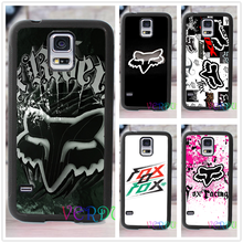 Sports Fox Racing fashion cover case for samsung galaxy s3 s4 s5 s6 s7 s6 edge s7 edge note 3 note 4 note 5
