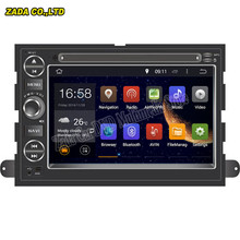 16G 7inch Android 5.1.1 Car Radio DVD Player for Ford Focus 2004-2006 for Ford Edge 2007 2008 2009 for Ford Expedition