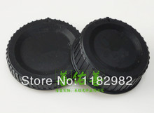 Camera Lens Cap  Body Cap and Rear Lens Cover for N D7100 D3200 D7000 D5100 D5200 Exempt postage + tracking number