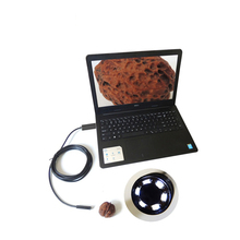 7mm Lens Waterproof USB Endoscope with 2m/5m/7m/10m Cable OTG USB Endoscope Camera Inspection Borescope for PC Laptop(China)
