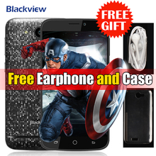 "Blackview A5 Mobile Phone 3G Android 6.0 Smartphone 4.5"" MTK6580 Quad Core 1.3GHz 1G RAM 8G ROM 5MP A5 Phone1850mah Battery"
