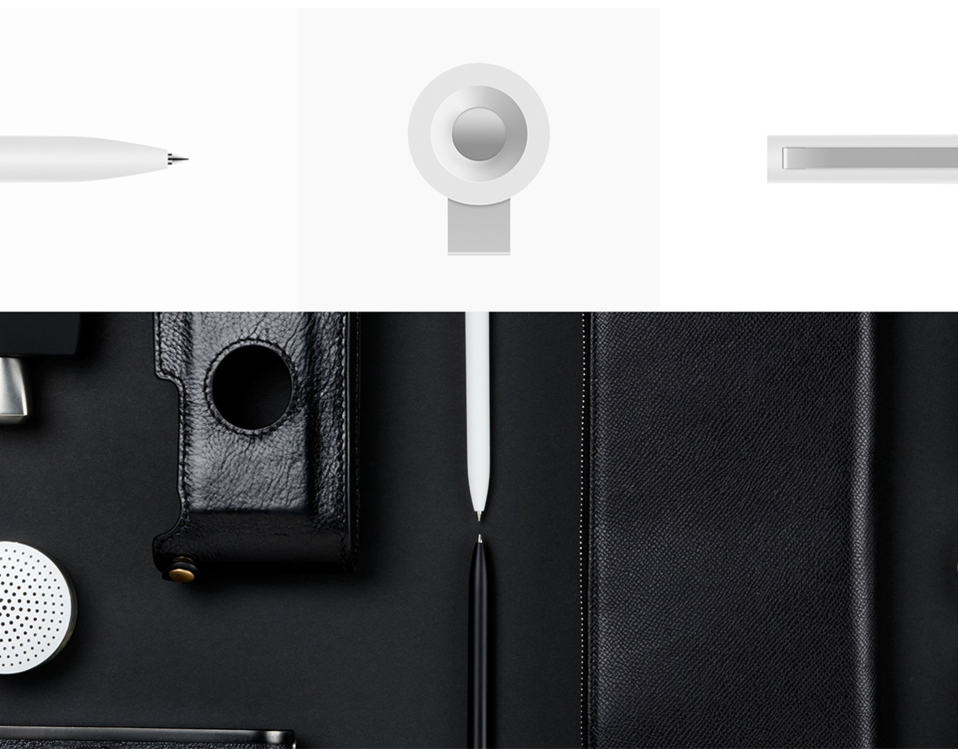 Original-Xiaomi-Mijia-Roller-Pen-with-0.5mm-Swiss-Refill-120-Degree-Rotation-143mm-Rolling-Ball-Pen-White- (2)