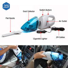 Auto Accessories Portable 48W 12V Car Vacuum Cleaner for Auto Handheld Mini Super Suction Wet And Dry Vaccum Cleaner For Car