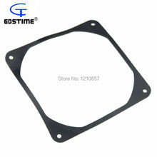 5Pieces LOT PC Computer Case Fan Anti-Vibration Rubber Gasket 120 x 120 mm 12cm(China)