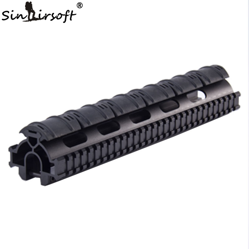 One-Piece Tactical Tri-rail Handguard for HK, G3, 91, PTR-91 and Compatibles MNT-TG3TR Free Shipping<br>