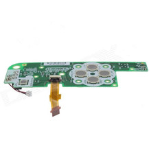 Original Repair Parts Replacement Power Switch Circuit Board Panel With Switch Ribbon Cable For Nintendo DSi XL/LL/NDSi LL/XL