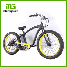 EN15194 APPROVED 48V 500W Electric Bicycle Bike Merry Gold Hummer ebike with 26*4.0 Fat Tire