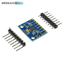 GY-521 MPU-6050 MPU6050 Sensor Module 3 Triple Axis Gyroscope Accelerometer Compatible Board For Arduino IIC I2C Interface 6050(China)