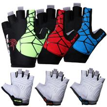 Buy Cycling Gloves Half Finger Anti Slip Gel Pad Breathable Motorcycle MTB Road Bike Gloves Men Women Sports Bicycle Gloves S-XL for $4.59 in AliExpress store