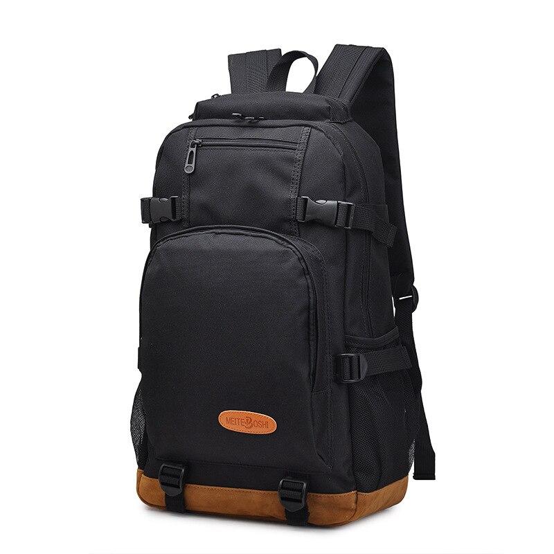 2017 New Oxford mens black Backpack travel bagpack Women laptop Backpack Korean Oxford school bag Rucksack Mochila Backpack<br><br>Aliexpress