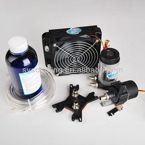 Syscooling PC33 CPU water cooling kits, water cooling system<br>
