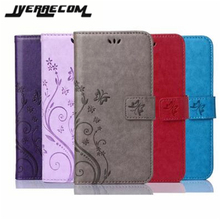 Luxury Retro Flip Case For HTC Desire 526 526G Leather + Silicon Wallet Cover For Coque HTC Desire 526G Case phone