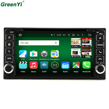 2GB RAM 32GB ROM Octa Core Android 6.0.1 Car DVD GPS Radio for Toyota Corolla Camry 2001 2002 2003 2004 2005 2006 Coolbear Hiace