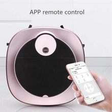 Smartphone WIFI APP Control Robot Vacuum Cleaner Wet And Dry Mop,Sweeper Cleaning With 150ml Water Tank,2200MAH lithium Battery