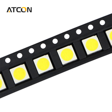 100pcs 100% Original Epistar 5050 SMD Diodes LED lamp for LED strip light Spotlight & Indoor Bulb White/Warm white/RGB