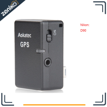 New Version!!! Aokatec AK-G9 GPS Receiver Wireless for Nikon DSLR Camera D90(China)