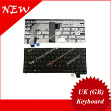English UK (GB) Keyboard for IBM Lenovo Thinkpad T460S T460p T470p Laptop UK keyboard